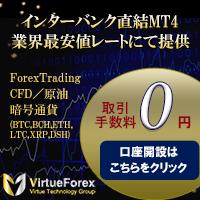 VirtueForex口座開設はこちら